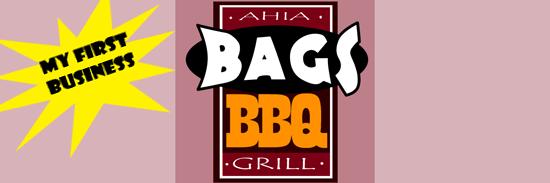 Ahia Bags Barbecue Logo